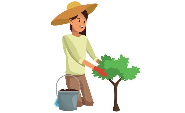 【口コミ】ガーデンニングアドバイザーは独学で大丈夫?難易度・合格率・テキスト・過去問は?